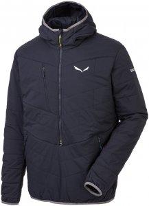 Salewa Herren Puez TW Half-Zip Jacke Schwarz XL