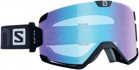 Salomon Damen Cosmic Multilayer Skibrille Schwarz