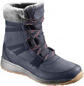Salomon Damen Heika LTR CS WP Schuhe Blau 37.5