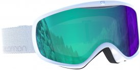 Salomon Damen Sense Photochromic Skibrille Weiß