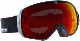 Salomon XT One Multilayer Skibrille Schwarz
