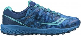 Saucony Damen Peregrine 7 ICE+ Schuhe Blau 42