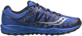 Saucony Herren Peregrine 7 ICE+ Schuhe Blau 42