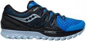 Saucony Herren Xodus ISO 2  Schuhe Blau 44