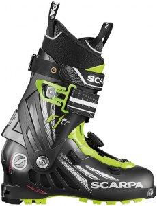 Scarpa F1 EVO Tronic Skitourensstiefel Schwarz