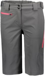 Scott Damen Trail 10 ls/fit w/pad Shorts Grau L