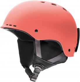 Smith Holt 2 Skihelm Rot