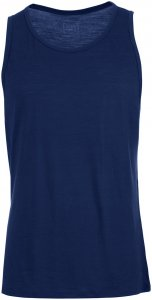 Super.Natural Herren Base 140 Tank Blau XL