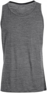 Super.Natural Herren Base 140 Tank Grau M