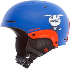 Sweet Protection Kinder Blaster Skihelm Blau