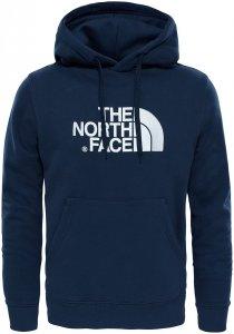 The North Face Herren Drew Peak Hoodie Blau XL