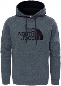 The North Face Herren Drew Peak Hoodie Grau M
