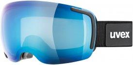 Uvex Big 40 FM Mirror Skibrille Blau