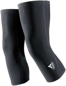 Vaude Knee Warmer Schwarz XS