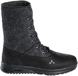 Vaude Damen UBN Kiruna Mid CPX Schuhe Schwarz 37.5
