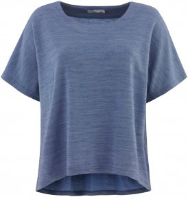 We Norwegians Damen Sval T-Shirt Blau M