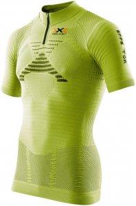 X-Bionic Herren Effektor Ow Zip Up T-Shirt Grün XL